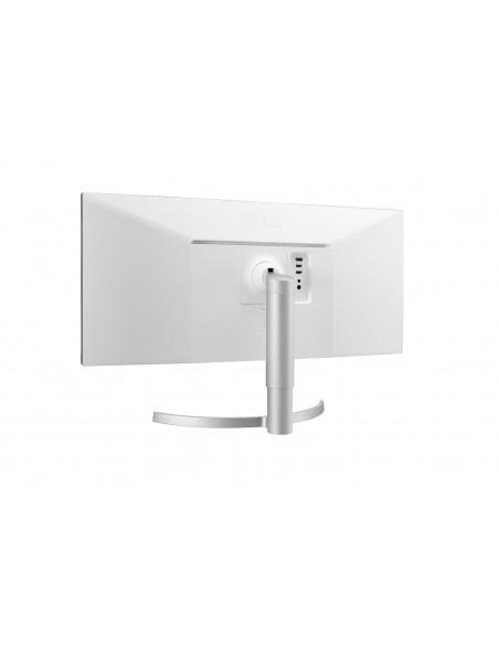 """LG 34WN650-W LED display 86.4 cm (34"""") 2560 x 1080 pixels UltraWide Full HD White Lg 34WN650-W - 7"""