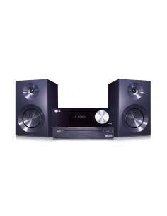 LG XBoom micro Hi-Fi Home audio system 100 W Black Lg CM2460DAB.AWEULL - 1
