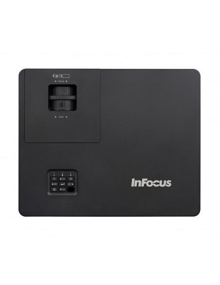Infocus INL3148HD dataprojektori Pöytäprojektori 5500 ANSI lumenia DLP 1080p (1920x1080) 3D Musta Infocus INL3148HD - 3