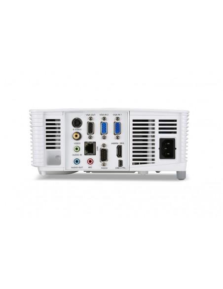 Acer S1283Hne data projector Desktop 3100 ANSI lumens XGA (1024x768) White Acer MR.JK111.001 - 5