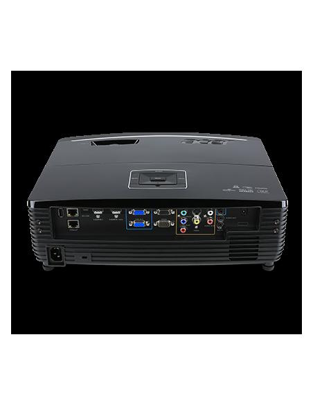 Acer Large Venue P6600 data projector Ceiling-mounted 5000 ANSI lumens DLP WUXGA (1920x1200) 3D Black Acer MR.JMH11.001 - 5