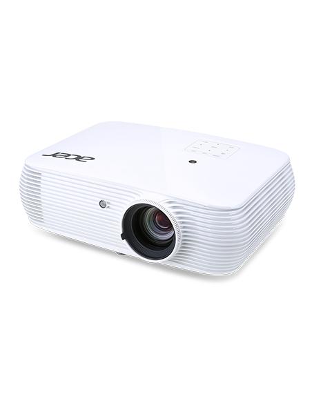 Acer Business P5330W dataprojektori Seinäkiinnitetty projektori 4500 ANSI lumenia DLP WXGA (1280x800) 3D Valkoinen Acer MR.JPJ11