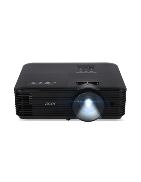Acer Basic X128HP datorprojektorer Takmonterad projektor 4000 ANSI-lumen DLP XGA (1024x768) Svart Acer MR.JR811.00Y - 2
