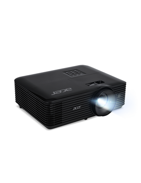 Acer Basic X128HP datorprojektorer Takmonterad projektor 4000 ANSI-lumen DLP XGA (1024x768) Svart Acer MR.JR811.00Y - 3