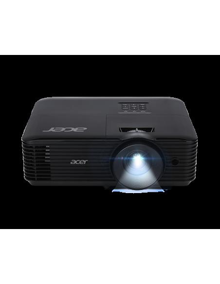 Acer Basic X138WHP datorprojektorer Takmonterad projektor 4000 ANSI-lumen DLP WXGA (1280x800) Svart Acer MR.JR911.00Y - 2