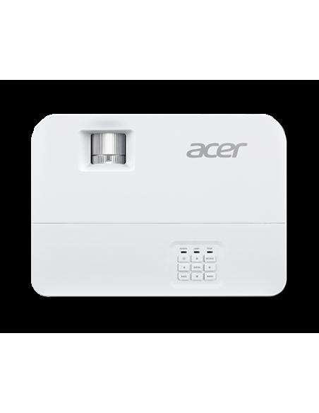Acer P1555 data projector Desktop 4000 ANSI lumens DLP 1080p (1920x1080) White Acer MR.JRM11.001 - 3