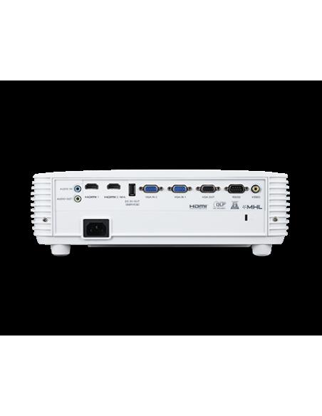 Acer P1555 data projector Desktop 4000 ANSI lumens DLP 1080p (1920x1080) White Acer MR.JRM11.001 - 4