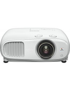 Epson EH-TW7100 data projector Portable 3000 ANSI lumens 3LCD 4K (4096 x 2400) 3D White Epson V11H959040 - 1