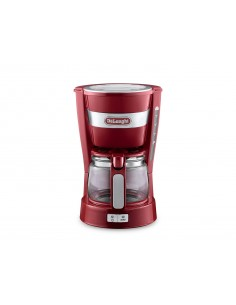 DeLonghi Active Line ICM14011.R Drip coffee maker 0.65 L Delonghi ICM 14011.R - 1