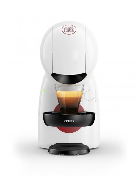 Krups Piccolo XS KP1A01 kaffemaskiner Halvautomatisk Kuddmatad kaffebryggare 0.8 l Krups KP1A01 - 2
