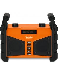 TechniSat DIGITRADIO 230 OD Worksite Analog & digital Black, Orange Technisat 0000/3907 - 1