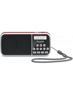 TechniSat 0000/3922 radio Kannettava Digitaalinen Punainen Technisat 0000/3922 - 1