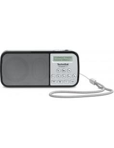 TechniSat RDR Portable Analog & digital Silver Technisat 0002/3922 - 1