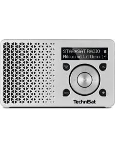 TechniSat DigitRadio 1 Bärbar Digital Silver Technisat 0002/4997 - 1