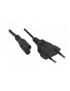 Hypertec 808311-HY power cable Black 3 m CEE7/16 C7 coupler Suomen Addon 309160-3 - 1