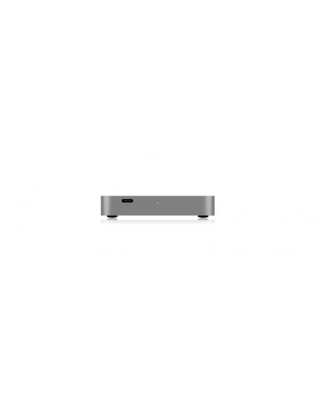 """ICY BOX IB-247-C31 Hölje för lagringsenheter HDD-hölje Antracit 2.5"""" Raidsonic 60426 - 4"""