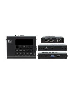 Kramer Electronics 860 AV-signaalin jatkaja Musta Kramer 60-860090 - 1