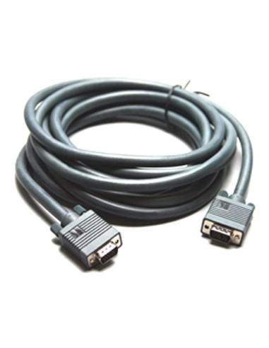 Kramer Electronics C-GM/GM-15 VGA-kaapeli 4.6 m VGA (D-Sub) Musta Kramer 92-7101015 - 1