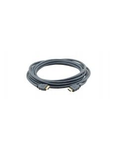Kramer Electronics C−HM/HM/ETH HDMI-kaapeli 3 m HDMI-tyyppi A (vakio) Musta Kramer 97-01213010 - 1