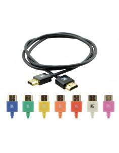 Kramer Electronics 0.9m HDMI m/m HDMI-kaapeli 0.9 m HDMI-tyyppi A (vakio) Musta Kramer 97-0132003 - 1