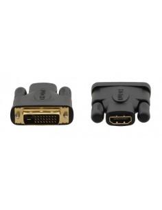 Kramer Electronics 99-9497001 cable gender changer DVI–D HDMI Svart, Guld Kramer 99-9497001 - 1