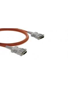 Kramer Electronics DVI, 50m DVI-kaapeli DVI-D Harmaa, Oranssi Kramer C-AFDM/AFDM-164 - 1