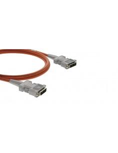 Kramer Electronics DVI-D - DVI cable 100 m Orange Kramer C-AFDM/AFDM-328 - 1