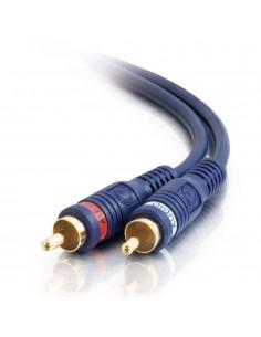 C2G 5m Velocity RCA Audio Cable kompositvideokabel Svart C2g 80214 - 1
