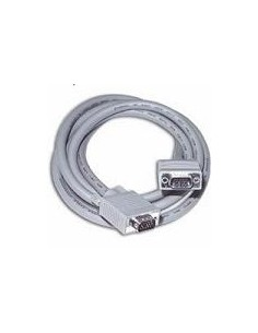 C2G 3m Monitor HD15 M/M cable VGA-kaapeli VGA (D-Sub) Harmaa C2g 81087 - 1
