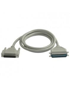 C2G 1m IEEE-1284 DB25/C36 cable printer Grey C2g 81458 - 1