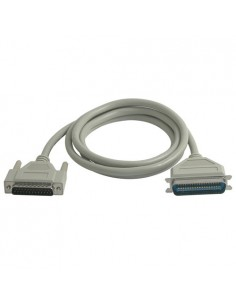 C2G 1m IEEE-1284 DB25/C36 Cable tulostimen johto Harmaa C2g 81458 - 1