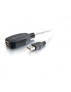 C2G 12m USB 2.0 USB-kaapeli A Valkoinen C2g 81656 - 1