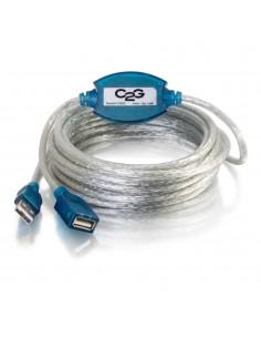 C2G 81665 USB-kablar 5 m USB 2.0 A Beige C2g 81665 - 1