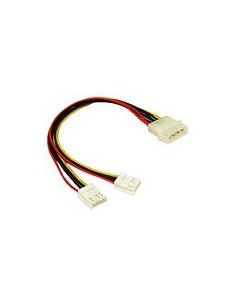 C2G 5.25in/3.5in Internal Power Y-Cable 0.25 m C2g 81846 - 1