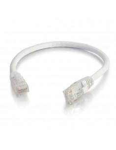 C2G CAT6 UTP 0.3m verkkokaapeli Valkoinen 0.3 m U/UTP (UTP) C2g 83484 - 1