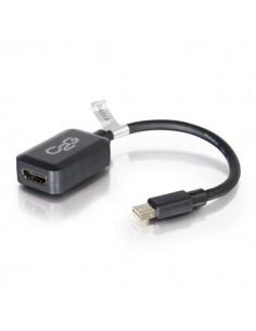 C2G 0.2m Mini DisplayPort M / HDMI F Svart C2g 84313 - 1