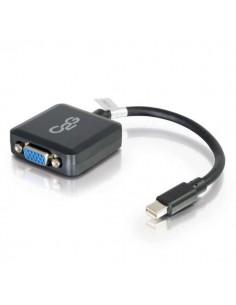 C2G 20cm Mini DisplayPort m / VGA F 0.2 (D-Sub) Musta C2g 84315 - 1