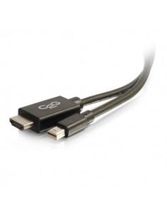 C2G 1 m MiniDP - HDMI Mini DisplayPort Musta C2g 84420 - 1