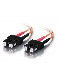 C2G 85477 valokuitukaapeli 15 m SC OFNR Oranssi C2g 85477 - 1