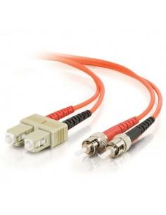C2G 85480 valokuitukaapeli 1 m SC ST OFNR Oranssi C2g 85480 - 1