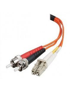 C2G 85493 valokuitukaapeli 2 m LC ST OFNR Oranssi C2g 85493 - 1