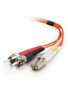 C2G 85494 valokuitukaapeli 3 m LC ST OFNR Oranssi C2g 85494 - 1
