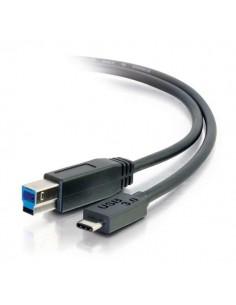 C2G USB 3.0, C - Standard B, 1m USB-kablar 3.2 Gen 1 (3.1 1) B Svart C2g 88865 - 1