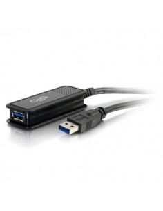 C2G 89943 USB-kaapeli 5 m USB 3.2 Gen 1 (3.1 1) A Musta C2g 89943 - 1