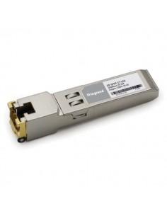 Legrand Dell Force10[R] GP-SFP2-1T Compatible TAA Compliant 1000Base-TX SFP Transceiver (Copper, 100m, RJ-45) C2g GP-SFP2-1T-LEG