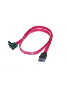 ASSMANN Electronic 2x SATA 7-pin, 0.5 m cable Black, Red Assmann AK-400104-005-R - 1