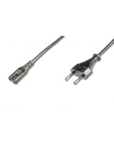 ASSMANN Electronic EU/C7, 1.8m Musta 1.8 m C7 liitin Assmann AK-440104-018-S - 1