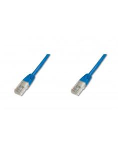 Digitus Premium CAT 5e U-UTP verkkokaapeli Sininen 5 m Cat5e U/UTP (UTP) Assmann DK-1511-050/B - 1