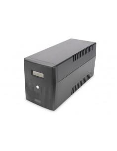 Digitus DN-170076 UPS-virtalähde Linjainteraktiivinen 2000 VA 1200 W 4 AC-pistorasia(a) Assmann DN-170076 - 1