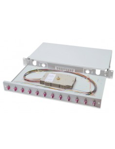 Digitus DN-96331-4 palvelinkaapin lisävaruste Kaapelin hallintapaneeli Assmann DN-96331-4 - 1